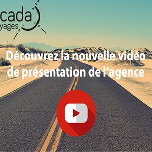 Vidéo de présentation Orcada Voyages